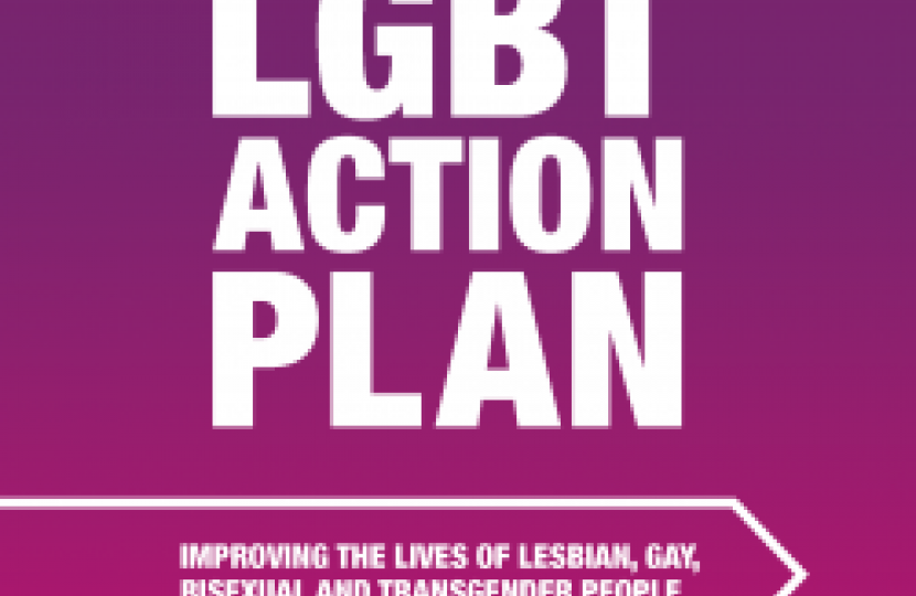 Government's LGBT Action Plan